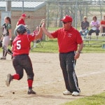 FHS blasts two HR in win