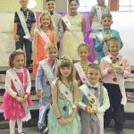 Greenfield Elementary Spring Carnival Court