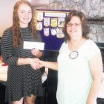 Snyder wins Rotary scholarship