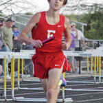 Fairfield Lions win SHAC meet