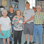 VFW makes Military Room donation