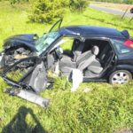 Jaws of Life used to rescue trapped motorists