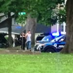 2nd Update: Standoff on Key Street ends with arrest, no one hurt