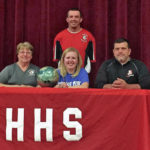 Hall signs with Thomas Moore