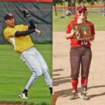 Larrick, Pierson All-State