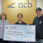 NCB donates check to Hillsboro Legion