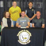 Lewis signs with Thomas Moore