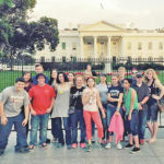 Christian Academy visits Washington, D.C.