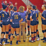 Lady Tigers win Spike and Dig