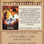 Final classic movie moves to Liberty Park