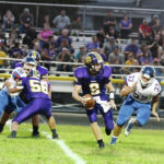 Massie blows away Tigers 56-0