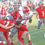Indians' spirited fight comes up short