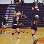 Lady Mustangs get past Rockets