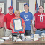 Commissioners issue Special Olympics proclamation