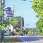 VFW gives flags to Highland