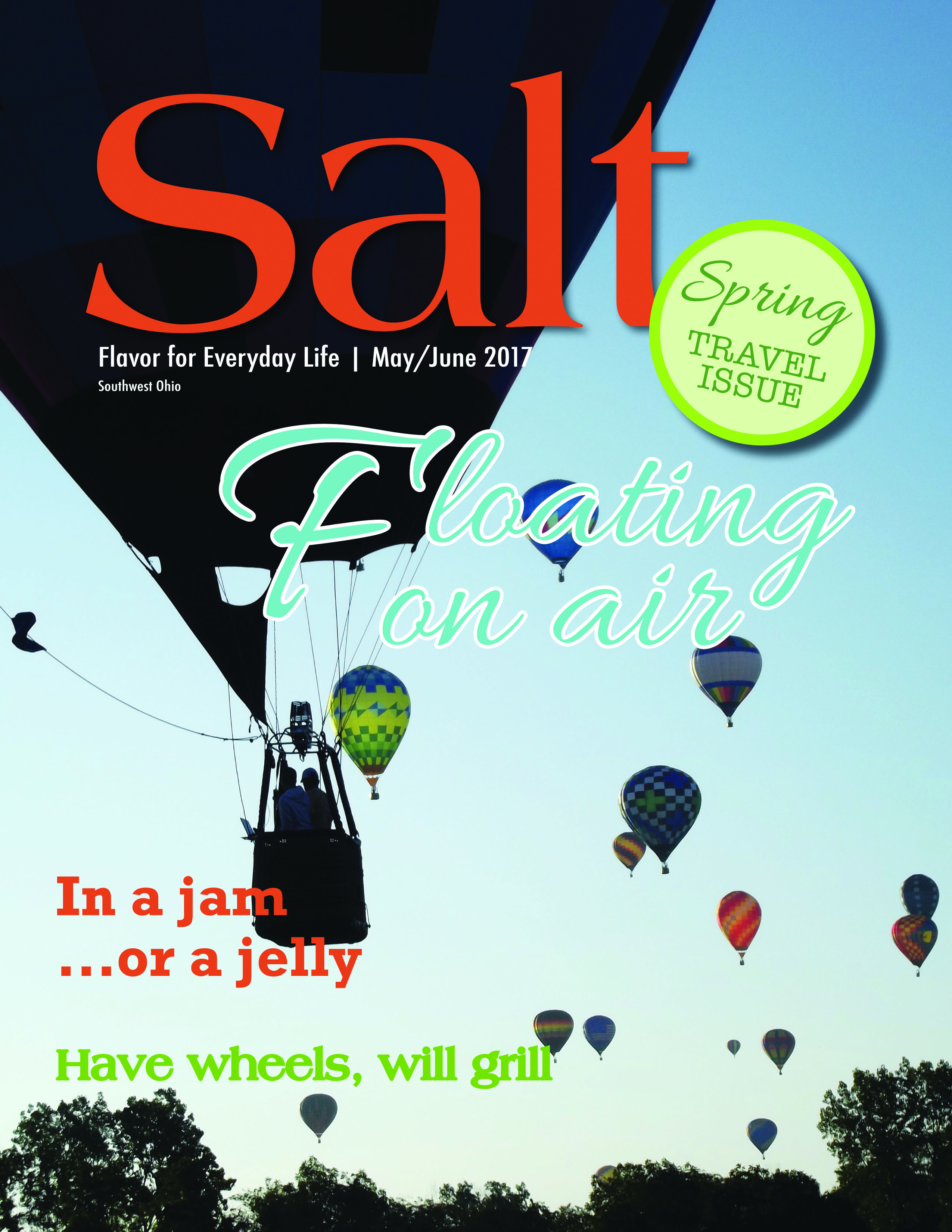 Salt Magazine: May/June 2017