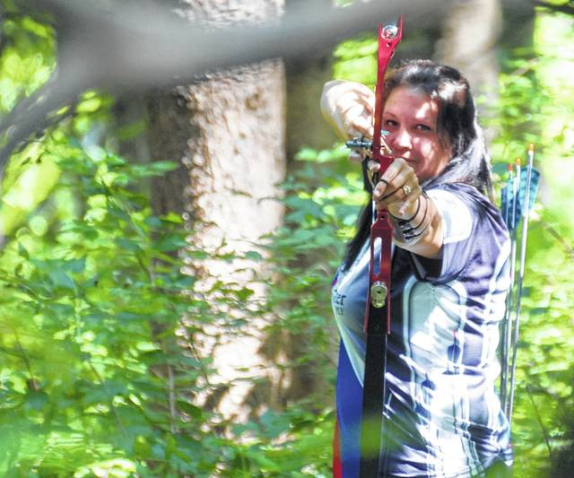 Fawn Girard of Martinsville has qualified for the U.S. National team which is expected to participate in September's World 3-D Archery Championships in Robion France.