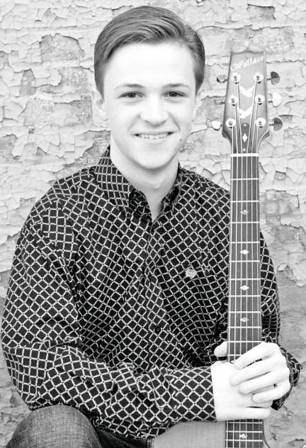 Parker Hastings will present a free concert at 2 p.m. Sunday at the Highland House Museum in Hillsboro.