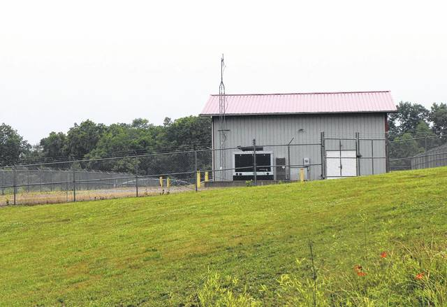 The Mowrystown sewer plant, located on Fenwick Road outside of Mowrystown, has been a source of financial woes for Highland County and Mowrystown for about a decade.
