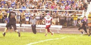 Hillsboro travels to Clermont Northeastern and takes down Rockets 37 – 6