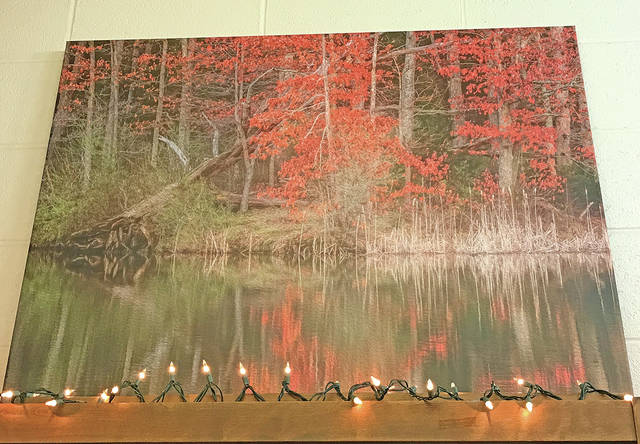 Shown is a photograph currently on display at the Highland County District Library in Hillsboro. It was taken by Film Foggers member Marco Renk.