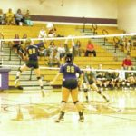 McClain hosts Lynchburg-Clay in cross-county volleyball action; Lady Tigers win 3 – 0
