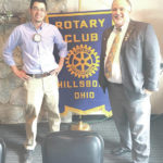 District governor visits Rotary
