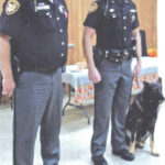 Sheriff's office visits women's club