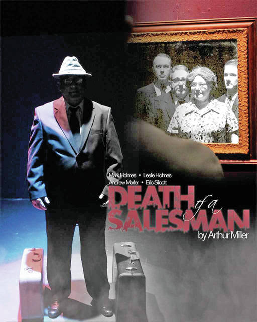 "The SSCC Theatre will present ""Death of a Salesman"" on Nov. 3-5 in the Edward K. Daniels Auditorium on the central campus in Hillsboro."