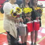 Fairfield honors seniors from golf and cross country