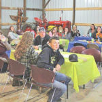 Mowrystown FFA holds fall party