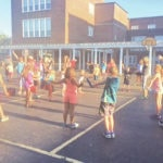 Greenfield holds Family Fun Fitness Night