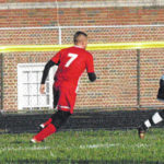 McClain boys soccer advances to district tournament with win over Westfall 9-0