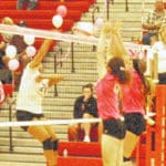 """Hillsboro hosts Chillicothe on Tuesday in the Lady Indians' """"Volley for the Cure""""; lose 3 – 0"""