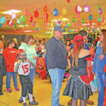 Highland County Senior Citizen Center holds annual Halloween party