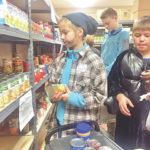 New Directions youth will collect food on trick or treat