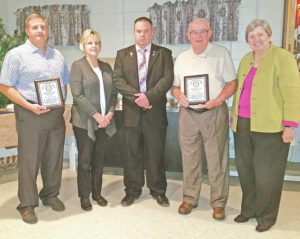 Greenfield Rotary holds appreciation dinner