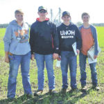 Hillsboro FFA soil team qualifies for state