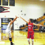 McClain girls hold foundation game in memory of John Wend; beat Peebles 33-24