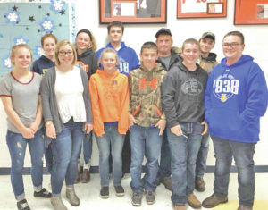 Mowrystown FFA hosts district food science contest