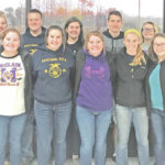 McClain FFA sixth in district at Food Science Contest