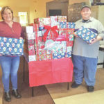 Shelter supports Operation Christmas Child