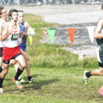 Fairfield places fourth at state cross country meet; Colwell places 29th in girls race