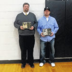 Aric Fiscus and Joe Well inducted into Lynchburg-Clay Athletic Hall of Fame on Friday