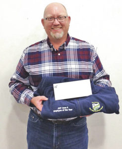 Willians Highland SWCD Employee of the Year