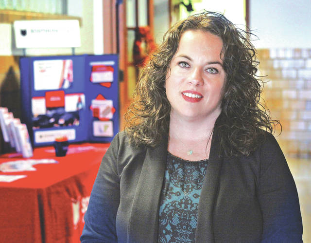 Sommer Green is the retention and assessment specialist with the Adult Opportunity Center at Southern State Community College.