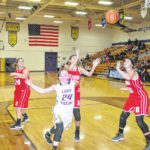 McClain ladies survives against Hillsboro in OT Saturday 62-59