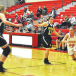Hillsboro hosts Paint Valley in girls basketball