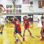 Lynchburg-Clay unable to keep up with Peebles; lose 70-55 fall to 0-2