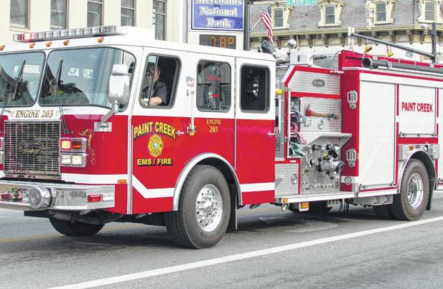 The city will pursue a new contract with the Paint Creek Joint EMS/Fire District until it decides whether to follow through with joining the district, a measure that had its first reading at the December council meeting.